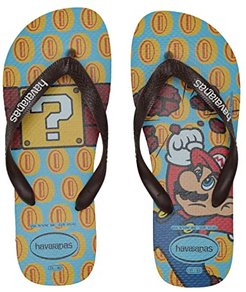 Mario Sandal (Ice Blue/Dark Brown) Men's Shoes