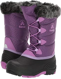 Snow Gypsy 3 (Toddler/Little Kid/Big Kid) (Royal Purple) Girls Shoes