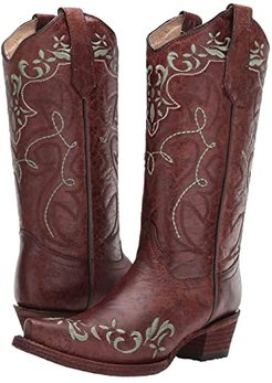 L5493 (Brown) Women's Boots