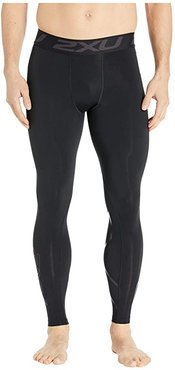 Thermal Accelerate Compression Tights (Black/Nero) Men's Workout