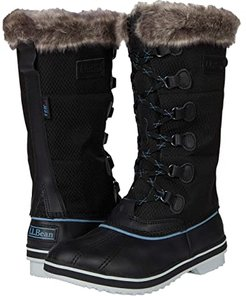 Rangeley Waterproof Tall Insulated Pac Boots (Black) Women's Shoes