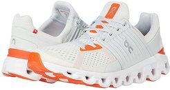 Cloudswift (White/Flame) Men's Shoes