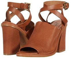 See Ya There Heel (Brown) Women's Shoes