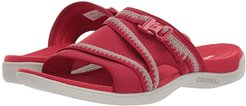 District Muri Slide (Chili) Women's Shoes