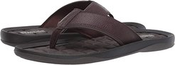 Four Sandal C (Brown) Men's Shoes