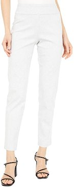 Pull-On Ankle Pants (Ash) Women's Dress Pants