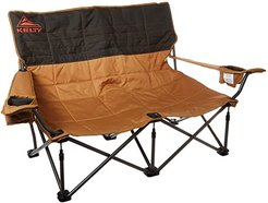 Low Loveseat Chair (Canyon Brown/Beluga) Outdoor Sports Equipment