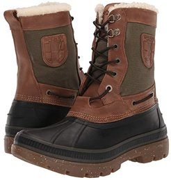 Ice Bay Tall Boot (Brown/Olive) Men's Boots