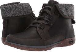 Barbary (Black Iron) Women's Lace-up Boots