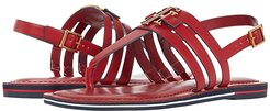 Sherlie (Blood Red) Women's Shoes
