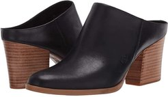 Eustis (Black Full Grain) High Heels