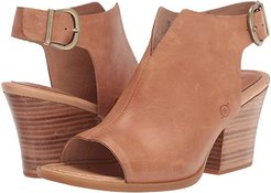 Moraine (Tan Full Grain) High Heels