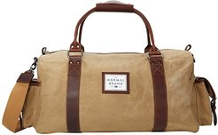 The Garrett Weekend Bag (Tan) Bags