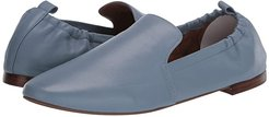 Rossie (Mid Blue Leather) Women's Shoes