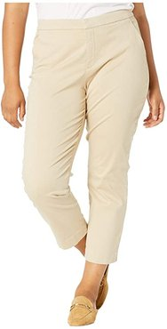 Plus Size Everyday Trouser (Straw) Women's Casual Pants
