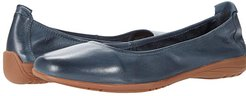 Fenja 01 (Ocean) Women's Dress Flat Shoes