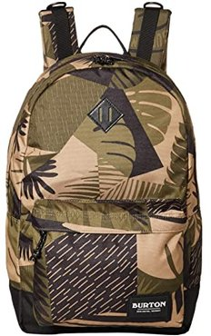 Kettle Pack (Martini Olive Woodcut Palm) Day Pack Bags