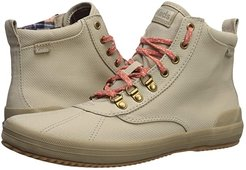 Scout Boot II Matte Twill WX (Taupe) Women's Boots