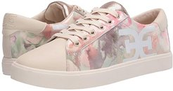 Ethyl 2 (Pearlized Pastel Multi Water Color Tie-Dye Crinkle Patent) Women's Shoes