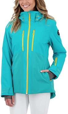 Cecilia Jacket (Off Tropic) Women's Clothing