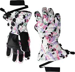Synthesis (Little Kids/Big Kids) (Impress Print) Extreme Cold Weather Gloves