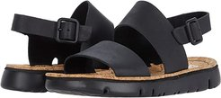Oruga Sandal - K201038 (Black) Women's Shoes