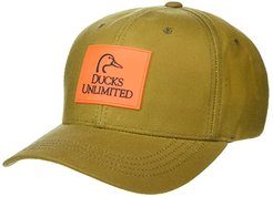 Logger Cap - Ducks Unlimited (Dark Tan) Caps