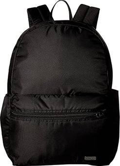 Daysafe Anti-Theft Backpack (Black) Backpack Bags