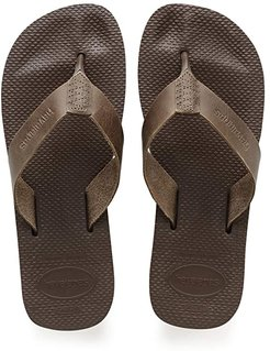 Urban Special Flip-Flops (Dark Brown) Men's Sandals