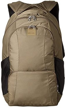 Metrosafe LS450 Anti-Theft 25L Backpack (Earth Khaki) Backpack Bags