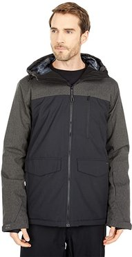 All Day Jacket (Grey Heather) Men's Clothing