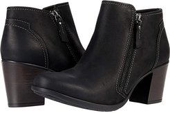 Diane Pioneer (Black Leather) Women's Boots