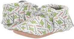 Star Wars Yoda Moccasin (Infant/Toddler) (Green/White/Brown) Kid's Shoes