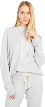 Maceo Sweat 2.0 (Grey) Women's Sweatshirt