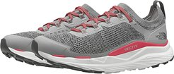 Vectiv Escape (Micro Chip Grey/Fiesta Red) Women's Shoes