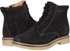 Resee (Black Oiled Cow Suede) Women's Shoes