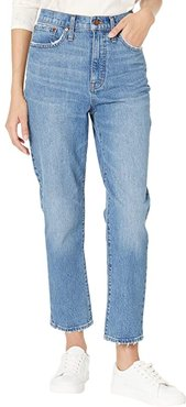 Classic Straight Jeans in Nearwood Wash (Nearwood Wash) Women's Jeans