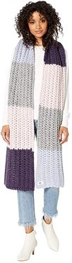 Chunky Knit Scarf (Multi) Scarves