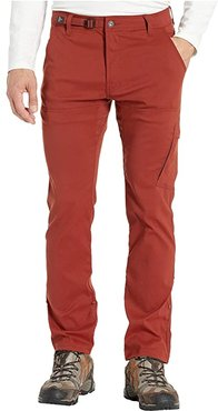 Stretch Zion Straight Pants (Maple) Men's Casual Pants