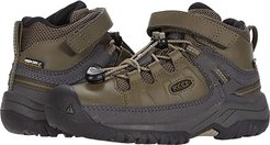 Targhee Mid WP (Toddler/Little Kid) (Bungee Cord/Dark Olive) Boy's Shoes