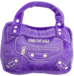 Pawlenciaga (Purple) Dog Toys