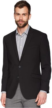 Techni-Cole Stretch Suit Separate Blazer (Black) Men's Jacket