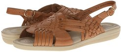 Tela (Natural Leather) Women's Sandals