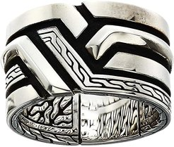 Classic Chain Band Ring (Sterling Silver) Ring
