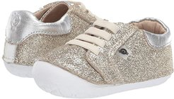 Glamfull Pave (Infant/Toddler) (Glam Gold/Silver) Girl's Shoes