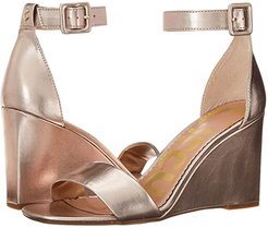 Elgin (Champagne Blush Paris Metallic) Women's Shoes