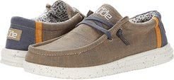 Wally Funk (Natural/Beige) Men's Shoes
