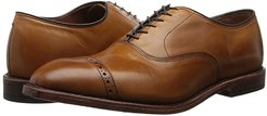 Fifth Avenue (Walnut Calf) Men's Lace Up Cap Toe Shoes