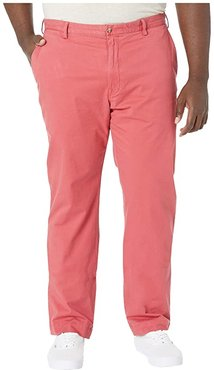 Stretch Chino Pants (Nantucket Red) Men's Casual Pants
