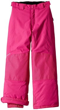 Boomer Snow Pants (Infant/Toddler/Little Kids/Big Kids) (Pink/Rose) Kid's Outerwear